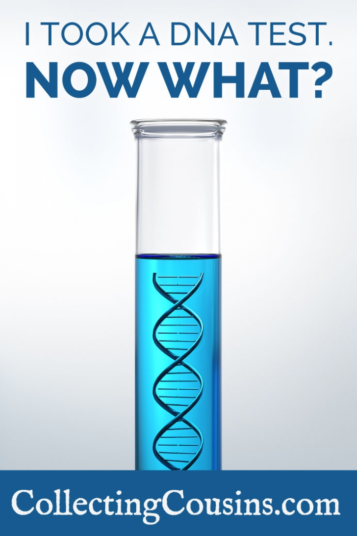 """""""I took a DNA test. Now what?"""""""