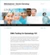 DNA Testing for Genealogy 101