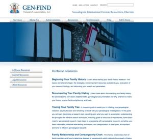 Gen-Find Resources