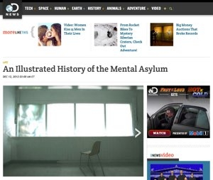 An Illustrated History of the Mental Asylum