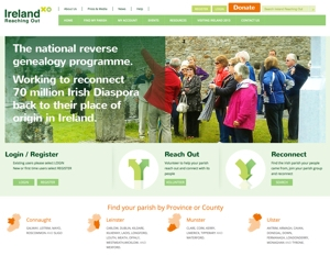Ireland Reaching out