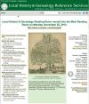 LOC Genealogy Reading Room