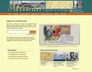 Missouri State Archives