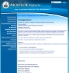 Monroe County, Michigan, record availability