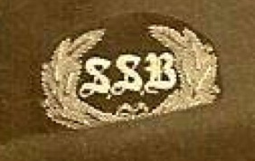 SSB insignia from photo of Sylvester Lamm