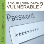 Is your login data vulnerable? (Or... why I can't endorse Thomas MacEntee's password system)